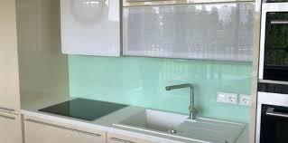 glaspaneele küche küchenrückwand at