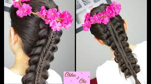 stacked fishtail braid hairstyles for easy hairstyles