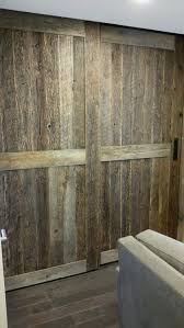 Reclaimed Wood Barn Doors by 22 Best Doors Images On Pinterest Wood Doors Reclaimed Lumber