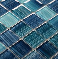 kitchen backsplash blue blue mosaic tile kitchen backsplash home design ideas