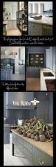 Greenish Gray by Greenish Grey And Blue Grey Kitchen Cabinets