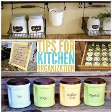 How To Organize The Kitchen - genius tricks to show you how to organize your kitchen