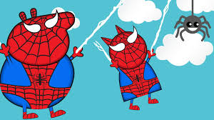 spiderman pig coloring pages spiderman coloring book kids