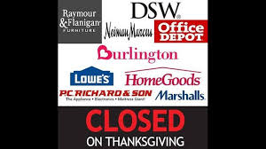 Thanksgiving Stores Closed Black Friday 2016 Store Hours For National Retailers Story Waga