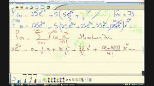 calculus ii review for final exam a youtube