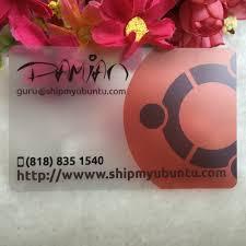 online get cheap transparent business card printing aliexpress
