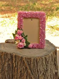 decorative frames pink picture frame picture frames