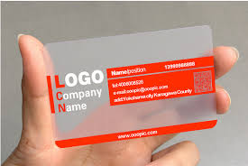 pvc business cards 2018 wholesale colour plastic pvc business