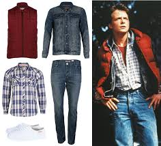 Marty Mcfly Halloween Costume Style Tips Halloween Costume Point