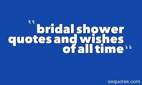 Wedding Shower Poems Bridal Shower Quotes And Wishes Of All Time U2013 Quotes