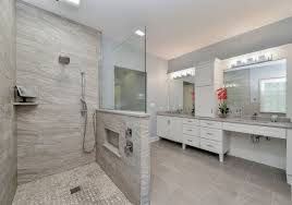 showers ideas small bathrooms shower doors five thumbs up for the walk in shower part two walk