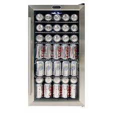 home depot black friday refrigerator whynter 17 in 120 12 oz bottle beverage refrigerator in black