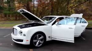 bentley mulsanne 2015 white 2016 bentley mulsanne speed review walk around for sale