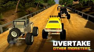 monster truck nitro 2 extreme monster truck driver android apps on google play