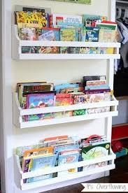 Mounted Bookshelf Wall Mounted Bookshelves For Kids Foter