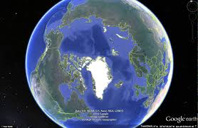 Google Maps No Route Found by North Pole Missing Is Google Maps Editing Images Or Climate