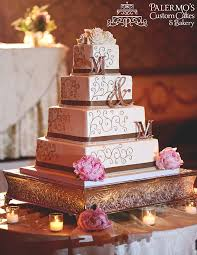 custom wedding cakes wedding cakes palermo s custom cakes bakery