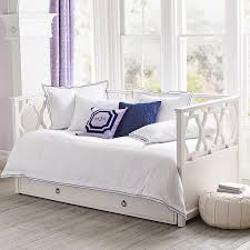 Daybed With Trundle And Storage Elsie Daybed Set Pbteen