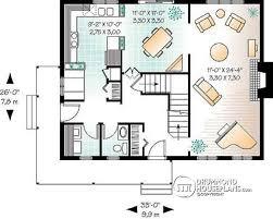 Economical House Plans House Plan W4571 Detail From Drummondhouseplans Com
