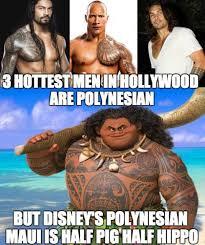 Samoan Memes - fat maui how he broke the internet 500words