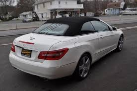mercedes e350 convertible used export used 2013 mercedes e350 convertible white on beige