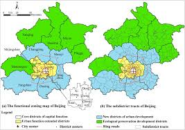 Map Of Beijing China by Sustainability Free Full Text Changing Urban Form And