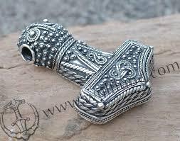 viking jewelry museum replicas filigree granulated