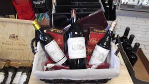 liquor gift baskets corporate wine and liquor gift baskets in summerlin