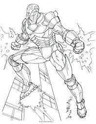 printable coloring pages for iron man iron man 2 colouring pages printable coloring man coloring page