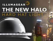 halo hard hat light hsi hanes supply contractor and industrial supplier home