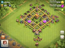 coc map layout th6 th6 clash of clans goonsquadelite