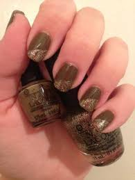 thanksgiving nails but covering the whole nail in this