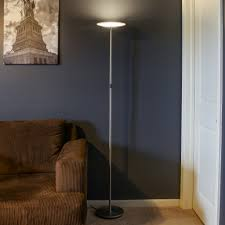 brightech store sky led torchiere floor lamp u2013 super bright 30