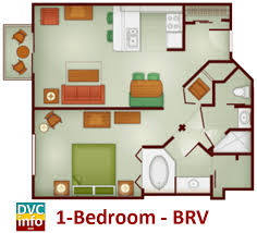 Bay Lake Tower Two Bedroom Villa Floor Plan Boulder Ridge Villas At Disney U0027s Wilderness Lodge Dvcinfo Com