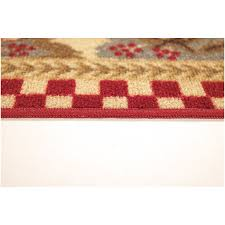 Kitchen Rugs Washable by Kitchen Red Persian Rug Superb Kitchen Rugs Walmart 3 Red Wool