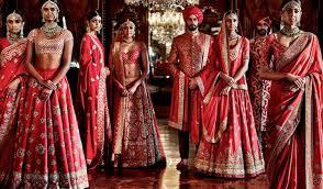 wedding collection indian designer bridal wedding collection