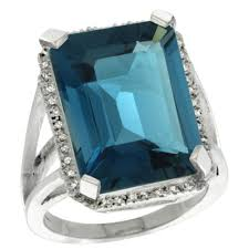 blue london rings images Sterling silver jewelry diamond gemstone rings london blue topaz jpg