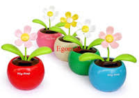 wholesale solar flowers discount solar powered
