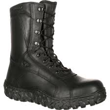 steel toe motorcycle boots rocky s2v steel toe tactical military boot made in usa