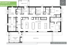 four bedroom floor plans simple four bedroom house plans ranch house floor plans 4 bedroom