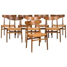Hansen Patio Furniture by Hans Wegner Dining Chairs Model Ch 23 By Carl Hansen And Son In