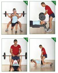 Correct Technique For Bench Press The Art Of Spotting