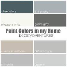 behr creamy mushroom paint just painted feature wall in living