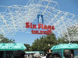 Six Flags Magic Mountain by Usa San Diego Six Flags Magic Mountain Ocean Voyage
