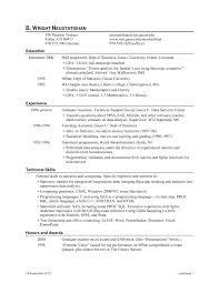 curriculum vitae for graduate template template cv template phd student