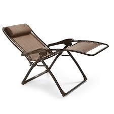 Reclining Gravity Chair Original Mesh Zero Gravity Recliner Frontgate