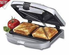 Toaster With Sandwich Cage Sandwich Toasters Ebay