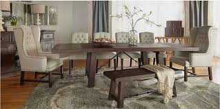 Dining Room Tables With Extensions - carter extension dining table statement furnishings outlet