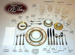 how to set a formal dinner table pictures of formal dinner table settings royal table setting images