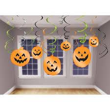 Classroom Halloween Party Ideas Amscan International 679467 Decoration Hanging Swirl Halloween